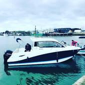 La flotte s'agrandit chez 5 océans n'hésitez pas à commander votre permis bateau maintenant pour en profiter cet été 🤩🤩🤩#permisbateau #nantes #paris #rennes #lorient #vannes #brest #deauville #caen #saintmalo #saintbrieuc #lovemyjob #formation #ocean #5oceans #sea #boatlife #permisbateau #oceanlover #mer #bzh #bretagnetourisme #golfedumorbihan #motivation